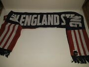 New England Revolution Mls Strong Soccer Club Scarf