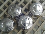 Vintage 1961 Max Wedge Plymouth Dodge Chrysler Hubcaps Wheel Covers Center Caps
