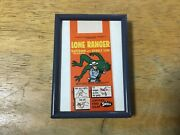Vintage Lone Ranger Tattoo And Bubble Gum Wrapper Swell Wrather Corp Framed