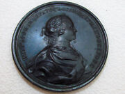 Antique Russia Empire Table Medal To Commemorate The Capture Of Shlisselburg Exc