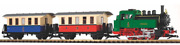 Piko G Scale 38130 Classic Br80 Steam Passenger Starter Set G-scale