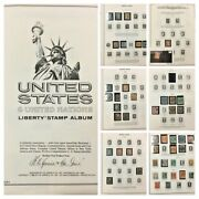 Us Stamp Collection From Mid 1850andrsquos To 1940andrsquos. Used Mh And Mnh. Cv 9000+