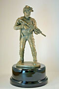 Modern Special Forces Military Statue