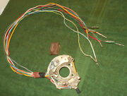 1967 Mustang Fastback Gt Gta Shelby Cougar Orig Fixed Column Turn Signal Switch