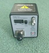 New Focus/newport Model1011 45 Ghz Ir Photodetector With Option V