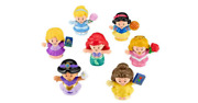 Fisher-price Little People Princess Figure Gift Set New In Box Toddler/preschool