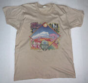 Vintage Pink Floyd 1978 Pig Dolphin Winterland Productions T Shirt Size Adult M