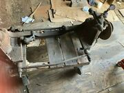 Jaguar Mark X , Mkx 420g Front Axle, Suspension Assembly With Springs, Hubs