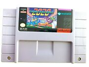 Super Baseball 2020 Super Nintendo Snes Game - Tested - Working And Authentic