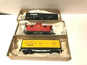 Roundhouse Products Ho Gauge Lot Of 3