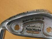 Honma Twin Marks 2000a 1-star Left-handed 10pc R-flex Irons Set Golf Clubs Beres