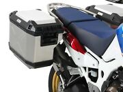 Honda Africa Twin Adventure Sports 2018- Sidecarrier And Silver Xplorer Boxes