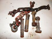 1961 Ford 601 Gas Select-o-speed Farm Tractor Misc Parts