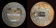 Ceylon 1957 5 Rupees Beautiful And Rare, Ngc Prf 62++ Mintage 1,800 Coins, Beauty