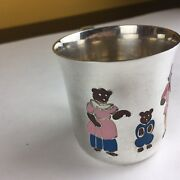 Tiffanyandco Sterling Silver Cup. Baby Cup