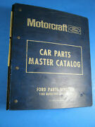 Ford 1973-79 Truck 600/900 Master Parts Catalog Illustrated 1989 Fps 8097-b