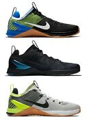 New Nike Metcon Dsx Flyknit 2 Men Athletic Shoes Color Size 924423 / Av3839