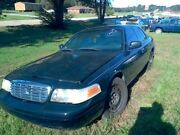 Passenger Front Door Without Armored Option Fits 03-11 Crown Victoria 72632