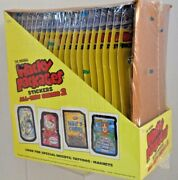 Wacky Packages Ans 2 20ct Blister Pack Box