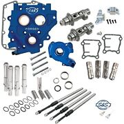 Sands Cycle - 330-0546 - 585cez Easy Start Chain-drive Camchest Kit Harley-davidso