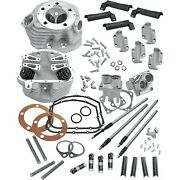 Sands Cycle - 106-1070 - Retro Top-end Conversion Kit For Stock Bore Cylinders Ha