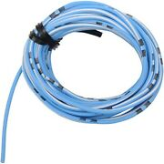 Shindy - 16-690 - Colored Wiring Sky Blue/white