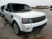 Automatic Transmission 5.0l With Supercharged Fits 10-12 Range Rover 1995139