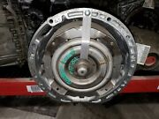Automatic Transmission Out Of A 2014 Mercedes E250 4matic With 83,656 Miles