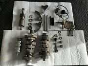 Bmw Motorcycle R1150 Series - Transmission Parts - Gears, Shafts, Shifter.