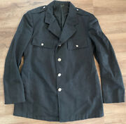 1920s Whipcord Riding Coat Military Wwi Pre-wwii