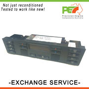 Re-manufactured Oem Climate Control For Bmw E39 5 Series Oe 64116916641-exch