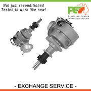Re-manufactured Oem Distributor For Ford 6cyl Contact Type Oe Db651- Exchange