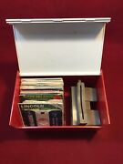 Super Cool Antique Viewmaster W/original Case And Multiple Views