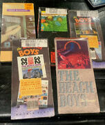 The Beach Boys Lot Of 5- All Are Sealed And Mint Condition.