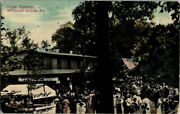 1912. Williams Grove, Pa. Hotel Hoerner. Postcard 1a23