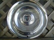 One 1956 Chrysler New Yorker Hubcaps Wheel Cover Antique Vintage Classic Antique