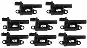 Accel 140080-8 Ignition Coil Gen V Gm '14 Up Round 8 Pack Performance Coils For
