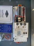 Gaylord C-5000 Water Wash Down Ventilator Control Command Center W Timer