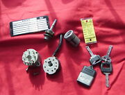 Volvo 1995 960 Ignition Lock,electrical Switch And Drive Shaft With Accessories.