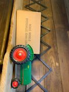 Oliver 70 Toy Tractor New In Box Hart Parr 80 60 77 Ertl Scale Model 1/16 Origin
