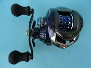 Right And Left Handed Carbon Fiber Bait Casting Fishing Reel 7.01 Gear Ratio Max