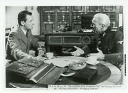 William Holden Wolfgang Preiss Trahison... The Counterfeit Traitor Photo Cp