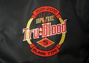 True Blood - Rare Cast And Crew Wrap Gift - Embroidered Beach Bag And Towel Season 5