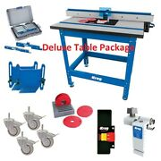 Kreg Router Table Packages