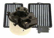 Blower Motor Replacement Kit For Mercedes W203 C209 C230 C32 Amg Clk55 Amg