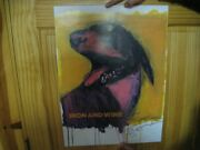 Iron And Wine Poster Set And Signed And Numbered