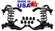 1958-64 Chevy Impala Tubular Control Arm And Coil Over Kit Stage 3+ Sbc