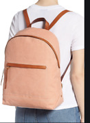 Madewell The Charleston Backpack - Antique Coral One Sz