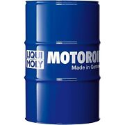Liqui Moly - 1569 - Street Synthetic 4t Engine Oil Container Size 54.2 Us Gal.