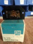Gm 7297405 1965-66 Cadillac A/c Ambient Temperature Switch Vintage Auto Part New